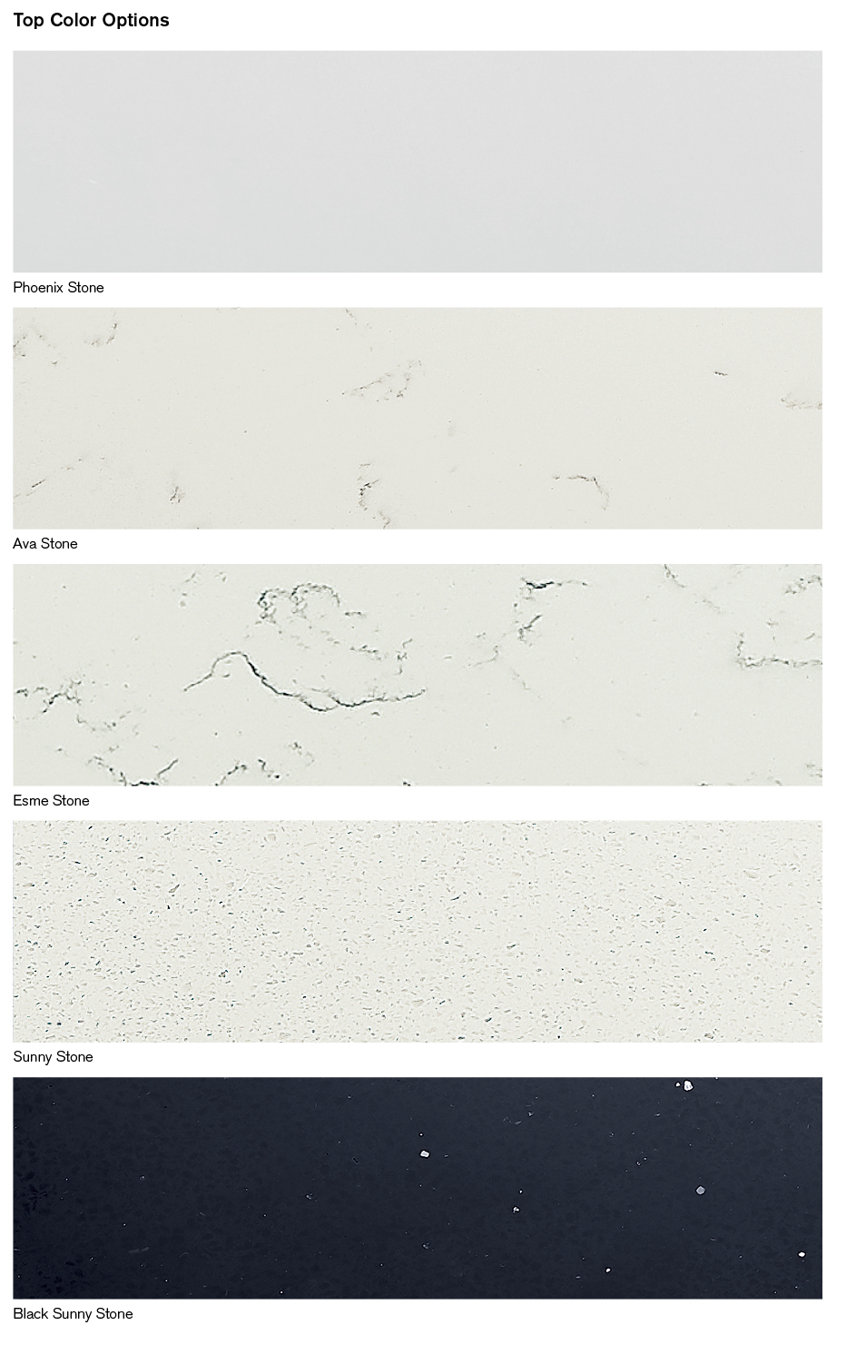 Flat Stone Options